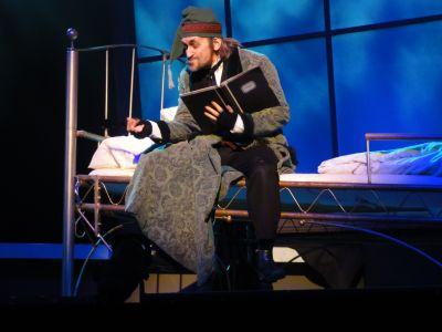Vom-Geist-der-Weihnacht - Fotos von Chris Murray, dem Musicaldarsteller